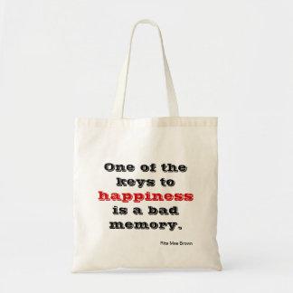 Bolsa Tote Chave à felicidade