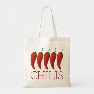 Bolsa Tote Chilis