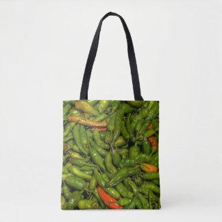 Bolsa Tote Chilis para a venda no mercado