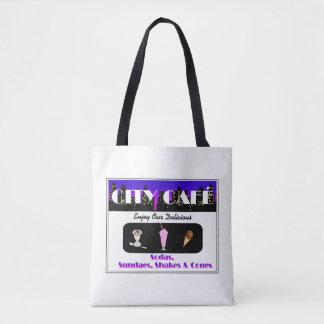 Bolsa Tote Cidade Café