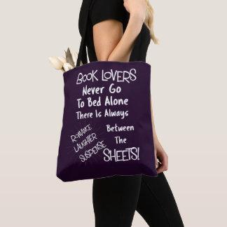 Bolsa Tote Citações engraçadas do texto dos amantes de livro