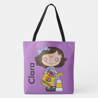 Bolsa Tote Clara ama pastéis