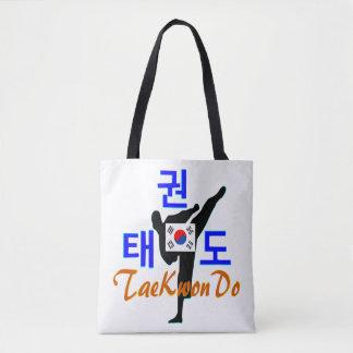 Bolsa Tote clássico marcial coreano de Arte-TaeKwonDo do