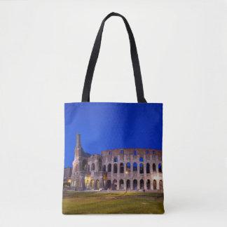 Bolsa Tote Coliseu, Roma, Italia