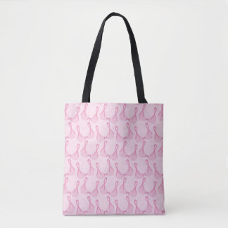 Bolsa Tote Comemore o evento cor-de-rosa