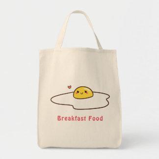 Bolsa Tote Comida de pequeno almoço