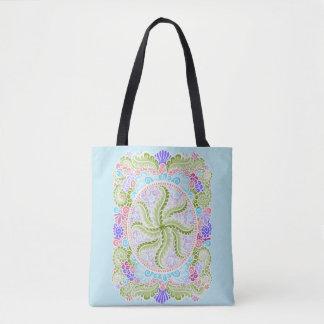Bolsa Tote Como o primavera floresce, Kawaii, primavera,