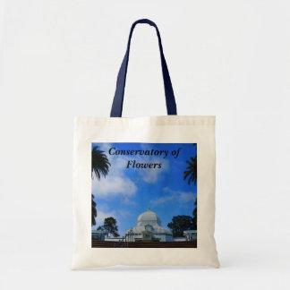 Bolsa Tote Conservatório de SF da sacola das flores #2