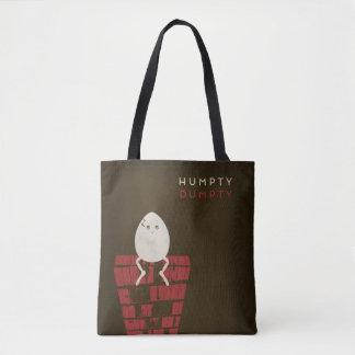 Bolsa Tote Contos de fadas minimalistas | Humpty Dumpty