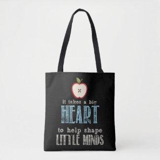 Bolsa Tote Coração grande
