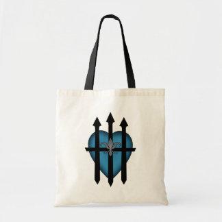 Bolsa Tote Coração guardado