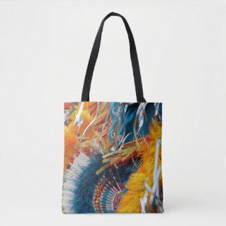 Bolsa Tote cores #1 do prisioneiro de guerra uau