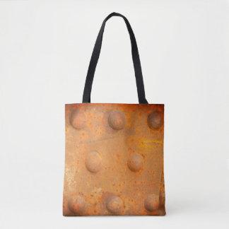 Bolsa Tote Cores da oxidação 07,2, Oxidação-Arte