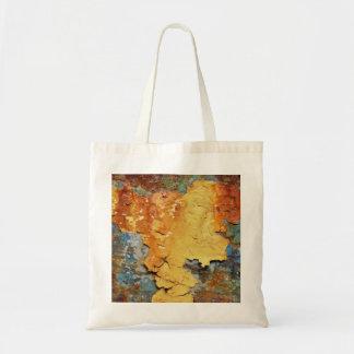 Bolsa Tote Cores da oxidação/Arte