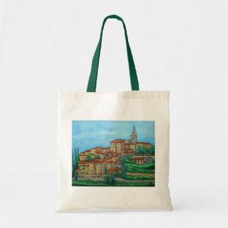 Bolsa Tote Cores de Crillon-le-Brava, sacola de Provence