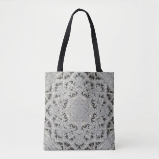 Bolsa Tote Correia do medalhão w/Shoulder do Doily do laço do