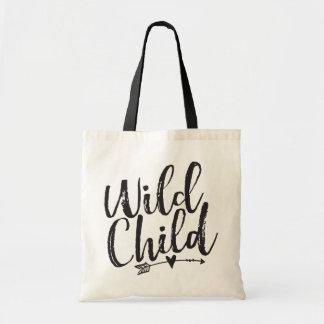 Bolsa Tote Criança selvagem