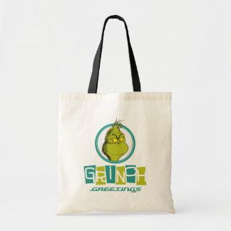 Bolsa Tote Cumprimentos do Dr. Seuss | Grinch