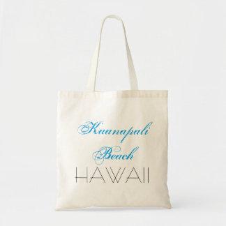 Bolsa Tote Customizável engraçado de HAVAÍ da praia de