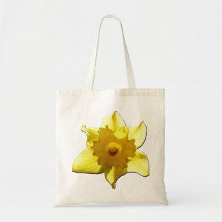 Bolsa Tote Daffodil 1,0 da trombeta amarela