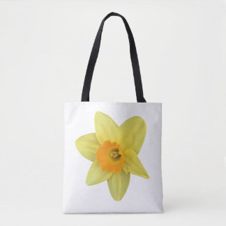 Bolsa Tote Daffodil amarelo do primavera