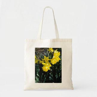 Bolsa Tote Daffodils amarelos
