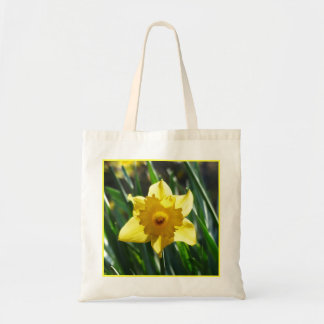 Bolsa Tote Daffodils bonito, narciso 03,3