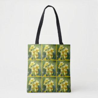 Bolsa Tote Daffodils bonito, narciso 03.3.y