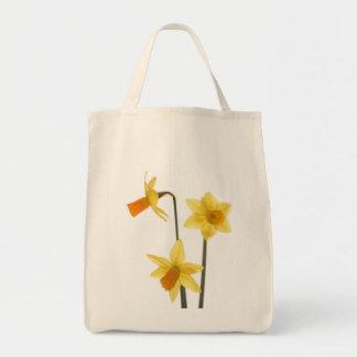 Bolsa Tote Daffodils do primavera