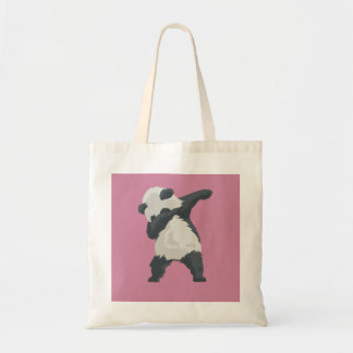 Bolsa Tote Dança de Dabber da panda da solha