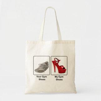 Bolsa Tote Dança de Pólo - meus calçados seu saco dos