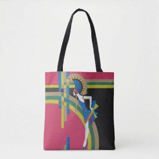 Bolsa Tote Deco que dança a sacola
