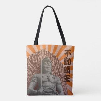 Bolsa Tote Deidade budista Fudo Myo-o