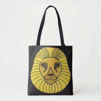 Bolsa Tote Design #6 do leão