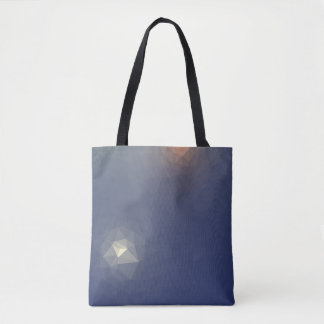 Bolsa Tote Design abstrato & limpo de Geo - benevolência do