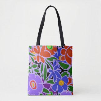 Bolsa Tote Design floral #5