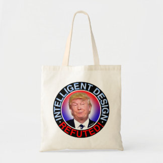 BOLSA TOTE DESIGN INTELIGENTE REFUTED