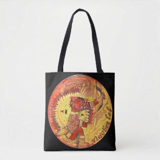 Bolsa Tote Deus de sol asteca - sacola de surpresa de México