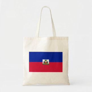Bolsa Tote d'Haïti de Drapeau - bandeira de Haiti