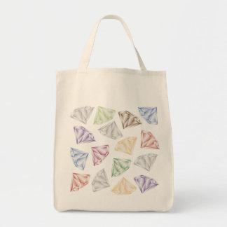 Bolsa Tote Diamantes coloridos para meu querido