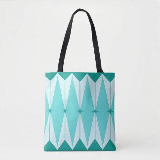 Bolsa Tote Diamantes & sacola geométricos de Starbursts