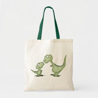 Bolsa Tote Dinossauros