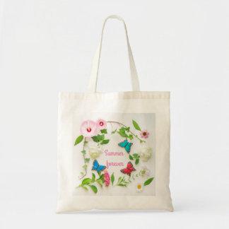 Bolsa Tote Do verão sacola para sempre