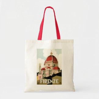 Bolsa Tote Domo da igreja de Florença Firenze Italia das