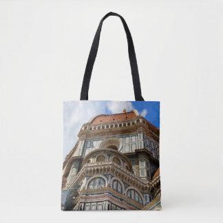 Bolsa Tote Domo, em Florença, Toscânia, Italia