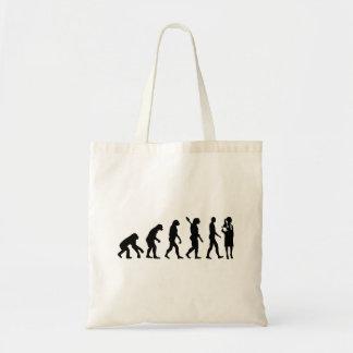 Bolsa Tote Doutor da fêmea da evolução