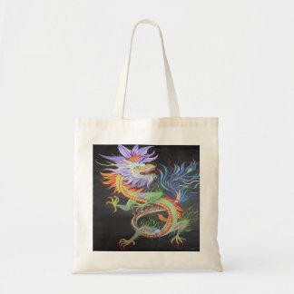 Bolsa Tote Dragão chinês
