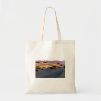 Bolsa Tote Dunas de areia lisas o Vale da Morte do Mesquite