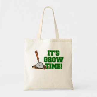 Bolsa Tote É cresce a sacola do tempo