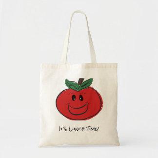 Bolsa Tote É saco do tempo do almoço